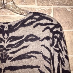 Madison Sweaters - MADISON 100% CASHMERE Ombre Sweater
